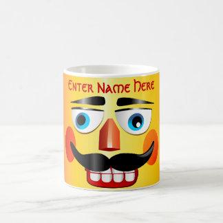 Nutty Nutcracker Toy Soldier Coffee Mug