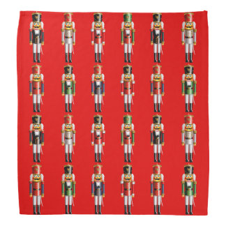 Nutty Nutcrackers Army Bandana
