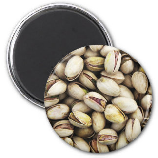 Nutty Pistachio Pile Refrigerator Magnets