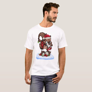 Nutty Squirrel T-Shirt