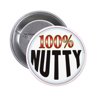 Nutty Tag 6 Cm Round Badge