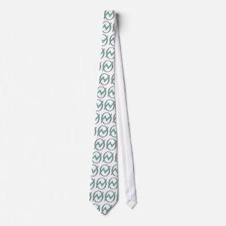 NuVera Online - Multi-Logo Tie White