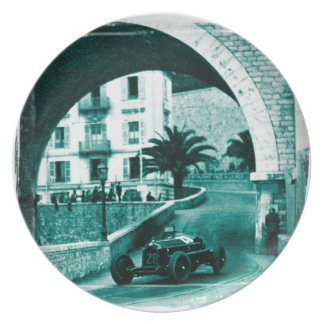 Nuvolari RK the 1932 Monaco Monaco Prix Plate