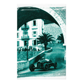 Nuvolari RK the 1932 Monaco Monaco Prix Stationery