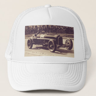 Nuvolari RK the 1935 Grand Prix de Pau This work Trucker Hat