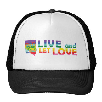 NV Live Let Love Cap