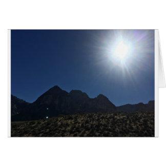 Nv mountain range card