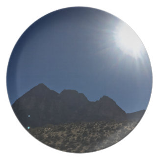 Nv mountain range plate