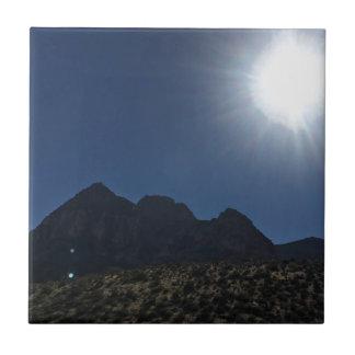 Nv mountain range tile