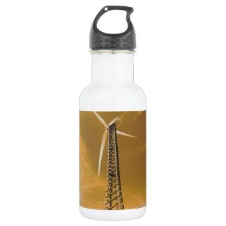 NVN16 NavinJOSHI Natural CLEAN Wind Energy 532 Ml Water Bottle