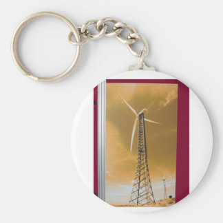 NVN16 NavinJOSHI Natural CLEAN Wind Energy GIFTS Key Chains