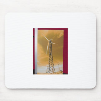 NVN16 NavinJOSHI Natural CLEAN Wind Energy GIFTS Mouse Pad