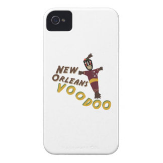 Nw Orleans Voodoo Doll iPhone 4 Case
