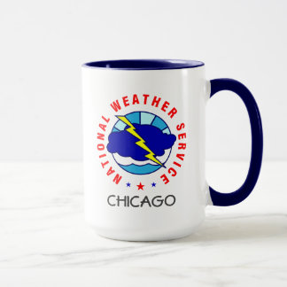 NWS Chicago mug #09