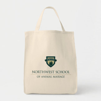 NWSAM Organic Grocery Tote Grocery Tote Bag