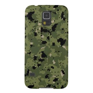 NWU Type 3 Digital Woodland Camo Galaxy S5 Case