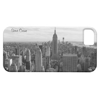 NY City Skyline Empire State Building, WTC BW 4 Case For The iPhone 5