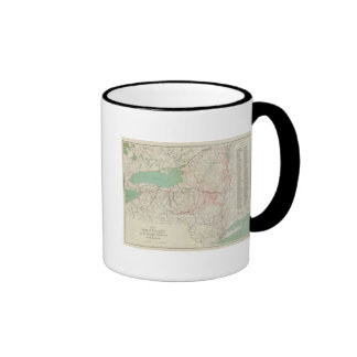 NY land grants, patents, purchases Mugs