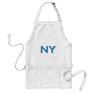 NY Logo (text) Standard Apron