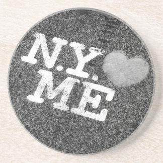 NY Loves Me Coaster