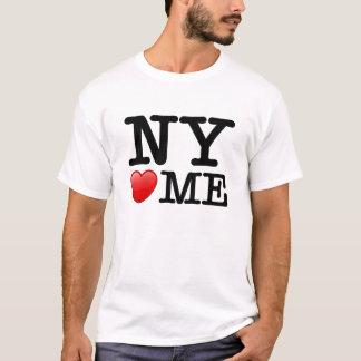 NY Loves Me, I Love it too! T-Shirt