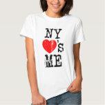 NY Loves Me T-shirts