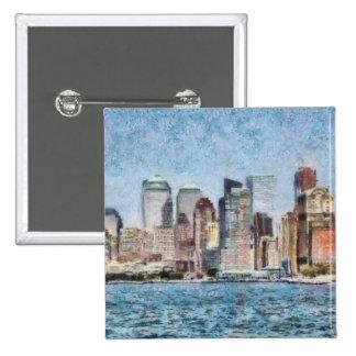 NY - Manhattan Pins