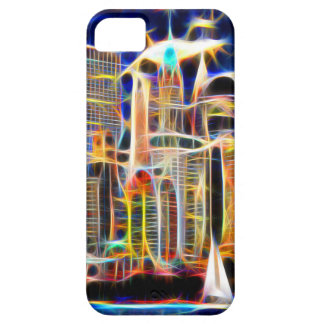 NY Manhattan iPhone 5 Covers