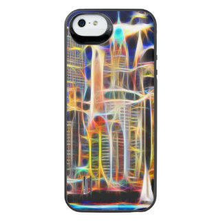NY Manhattan iPhone SE/5/5s Battery Case