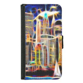 NY Manhattan Samsung Galaxy S5 Wallet Case