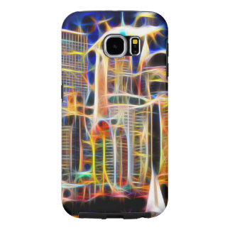 NY Manhattan Samsung Galaxy S6 Cases