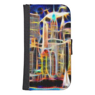NY Manhattan Samsung S4 Wallet Case