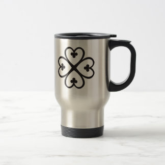 Nyame Dua | God's presence and protection Travel Mug
