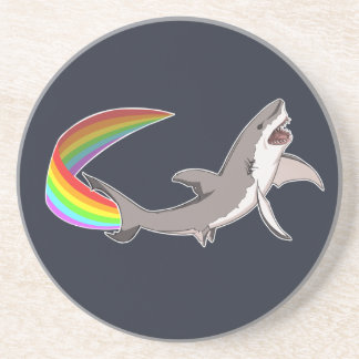 Nyan Shark Coaster