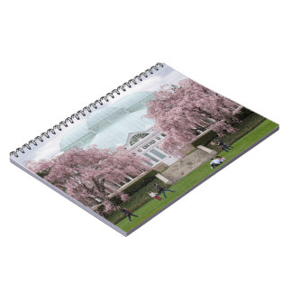 NYBG Weeping Cherry Spiral Notebooks
