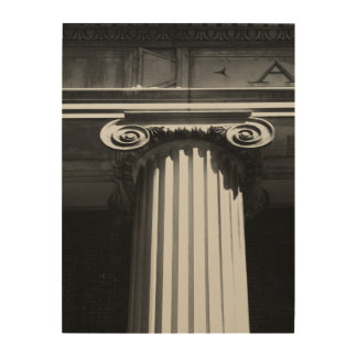 NYC Architecture I Wood Print