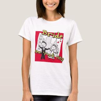 NYC Bride T-shirt