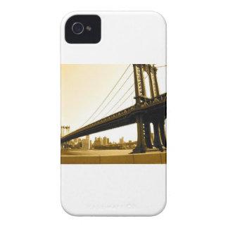 NYC Bridge iPhone 4 Cases