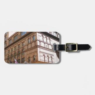 NYC Carnegie Hall Luggage Tag
