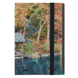 NYC Central Park Autumn, The Lake & Little Dock iPad Mini Case