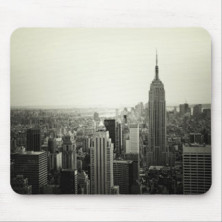 NYC Cityscape Mouse Pad