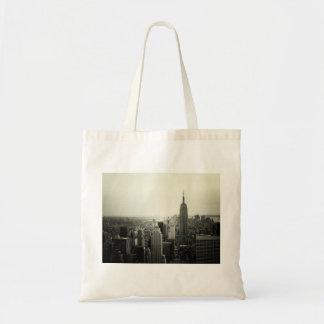NYC Cityscape Tote Bag