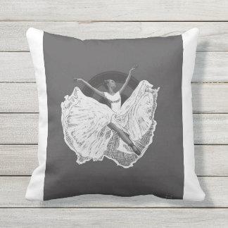 NYC Dance Project Inspiration Cushion