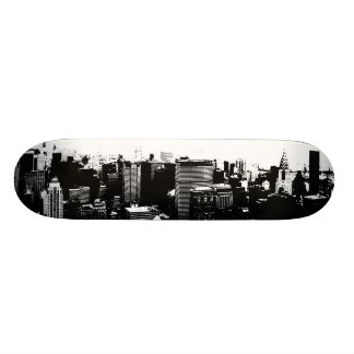 NYC Empire Skyline 19.7 Cm Skateboard Deck