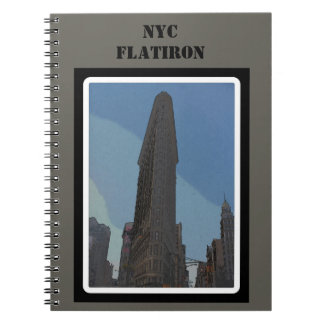 NYC Flatiron Building Notebooks