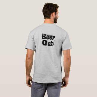 NYC Gay Craft Beer Lovers Fifth Anniversary T-Shirt