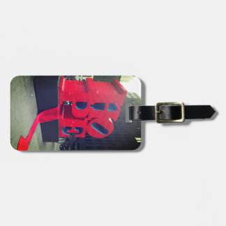 NYC Hope Statue Luggage Tag