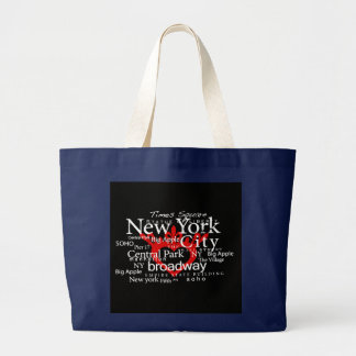 NYC in my heart Bag