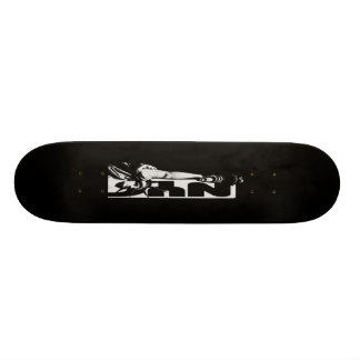 nyc liberty 21.3 cm mini skateboard deck