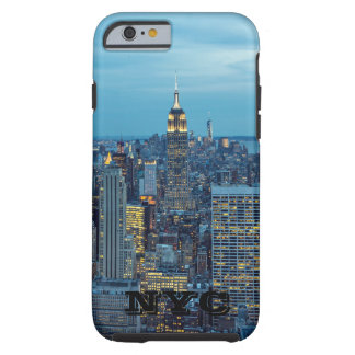 NYC Lights Tough iPhone 6 Case